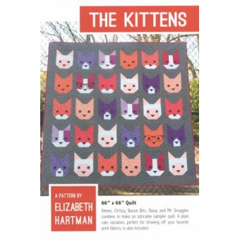 Elizabeth Hartman The Kittens